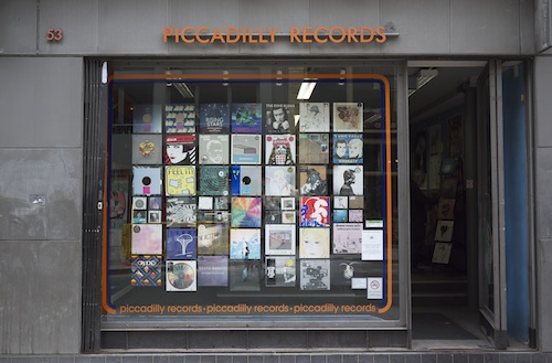 Picadilly Records, Manchester